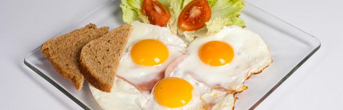 Každý den Vám nabízíme od 8:00 do 11:00 snídaňové menu, ze kterého si vybere opravdu každý.